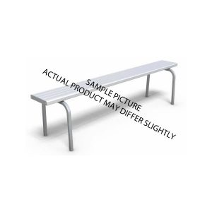 Aluminium Stackable Bench Seat