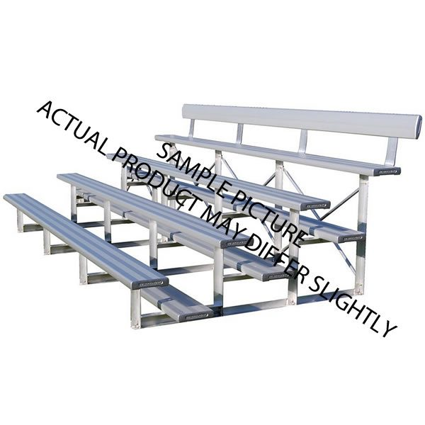Grand Stand with 3 levels and Back Support